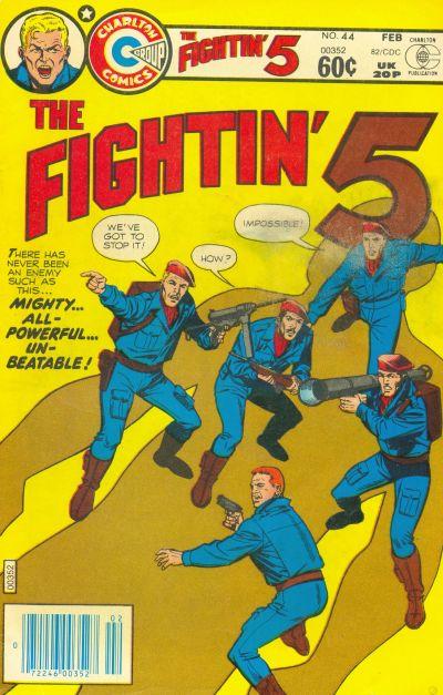 Fightin' 5 Vol 1 44