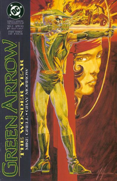 Green Arrow: The Wonder Year Vol 1 3