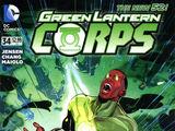 Green Lantern Corps Vol 3 34