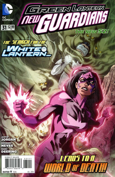 Green Lantern: New Guardians Vol 1 31