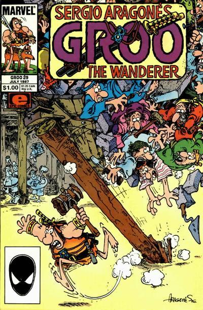 Groo the Wanderer Vol 1 29
