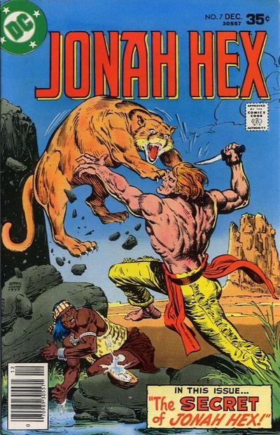 Jonah Hex Vol 1 7