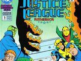 Justice League America Annual Vol 1 5