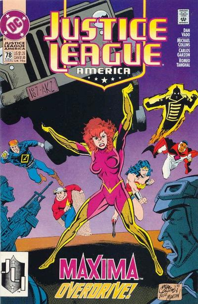 Justice League America Vol 1 78