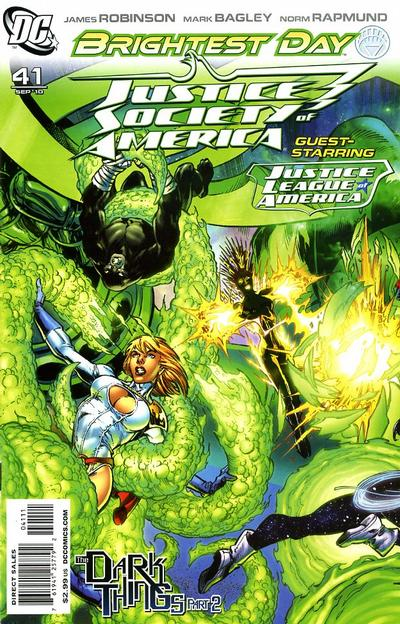 Justice Society of America Vol 3 41
