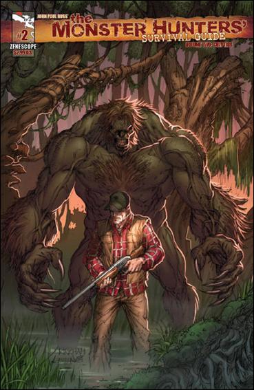 Monster Hunters' Survival Guide Vol 1 2