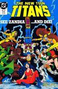 New Teen Titans Vol 2 27
