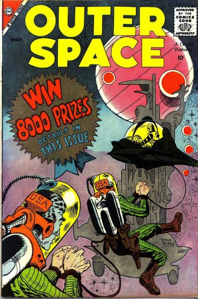 Outer Space Vol 1 21