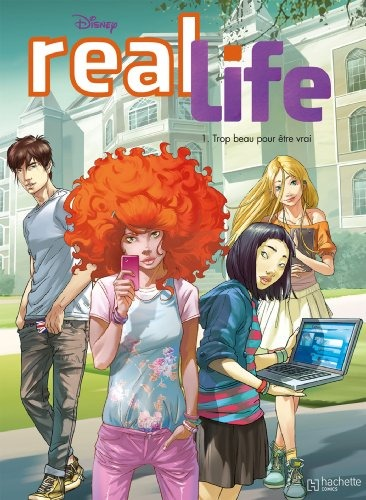 Real Life (FRA) Vol 1