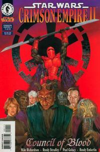 Star Wars: Crimson Empire II - Council of Blood Vol 1 1