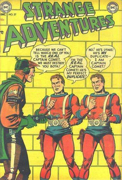 Strange Adventures Vol 1 27