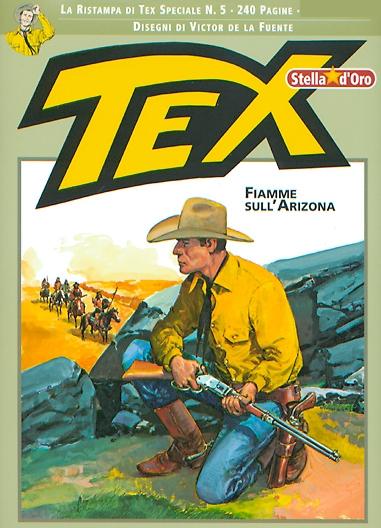 Tex Stella d'Oro Vol 1 5