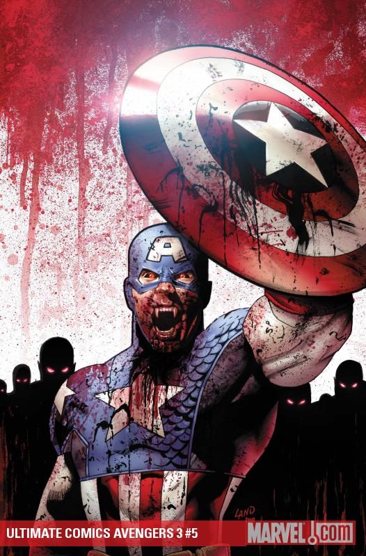 Ultimate Comics Avengers 3 Vol 1 5