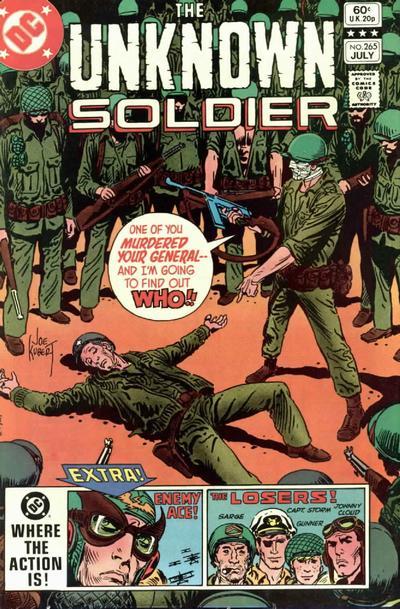 Unknown Soldier Vol 1 265