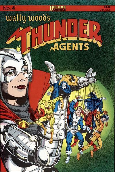 Wally Wood's T.H.U.N.D.E.R. Agents Vol 1 4