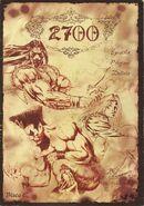 2700 Epistola - Prigioni - Delirio Vol 1 1