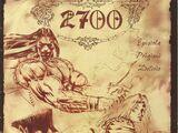 2700: Epistola - Prigioni - Delirio Vol 1 1