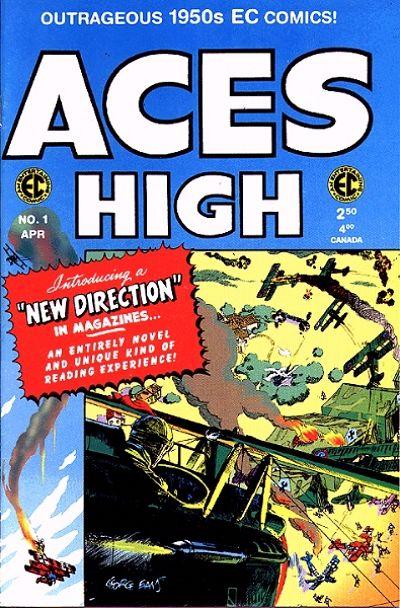 Aces High (1999) Vol 1