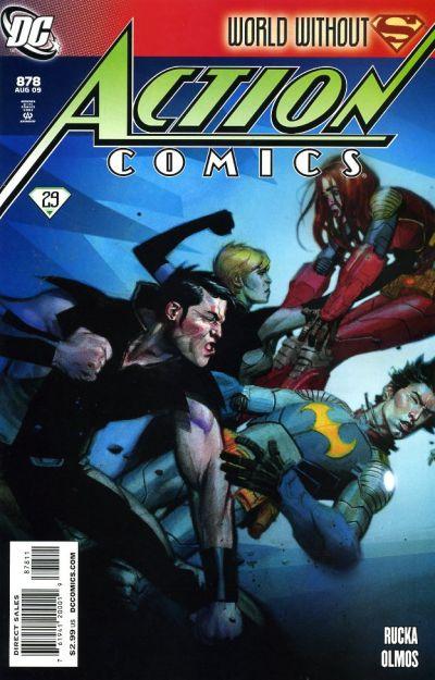 Action Comics Vol 1 878