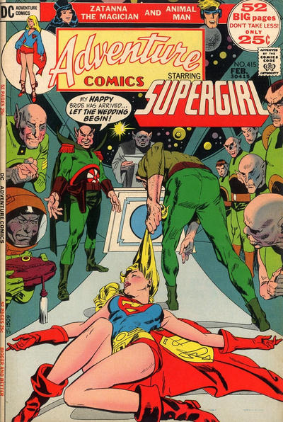 Adventure Comics Vol 1 415