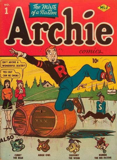 Archie Vol 1 1