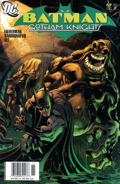 Batman: Gotham Knights Vol 1 69