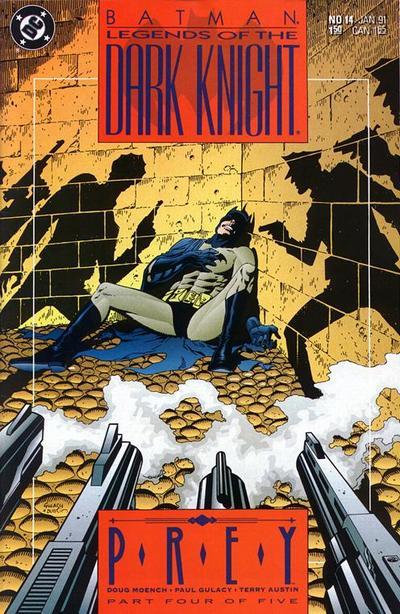 Batman: Legends of the Dark Knight Vol 1 14
