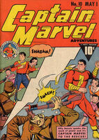 Captain Marvel Adventures Vol 1 10