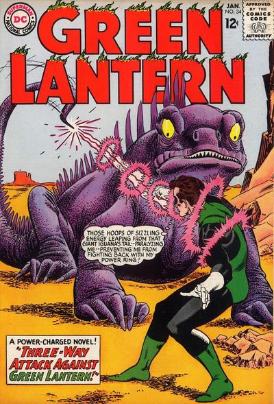 Green Lantern Vol 2 34