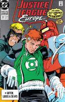 Justice League Europe Vol 1 11