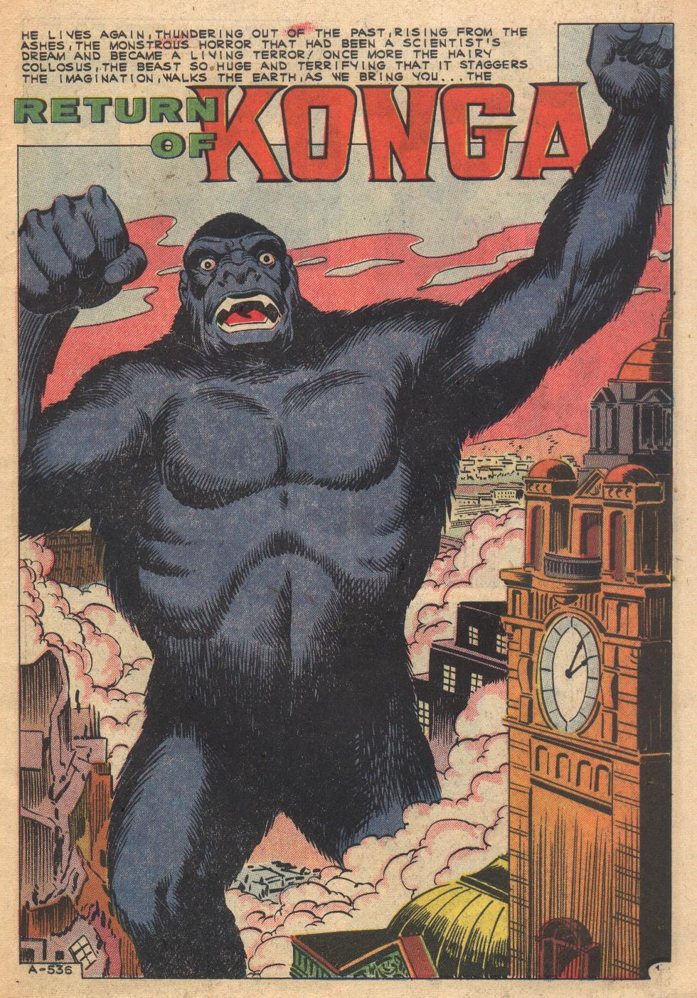 Konga Vol 1 2