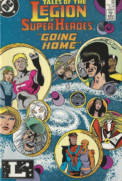 Legion of Super-Heroes Vol 2 352