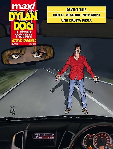 Maxi Dylan Dog Vol 1 21
