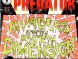 Predator: Invaders From the Fourth Dimension Vol 1 1