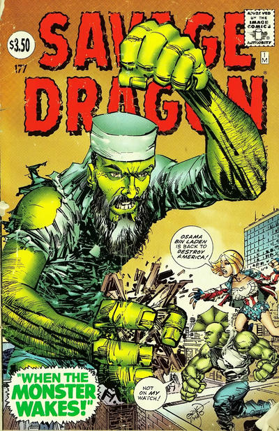 Savage Dragon Vol 1 177
