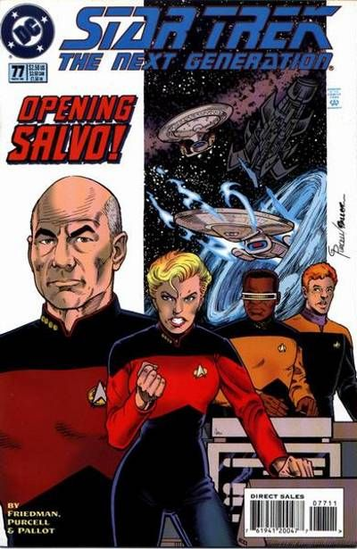 Star Trek: The Next Generation Vol 2 77