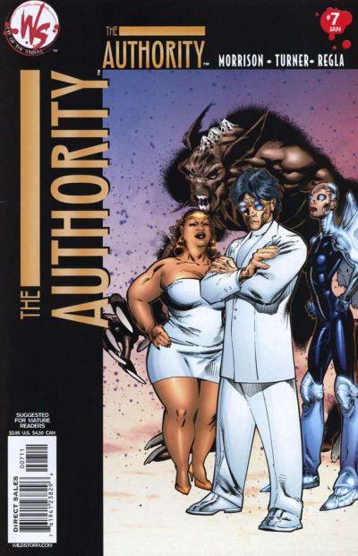 The Authority Vol 2 7