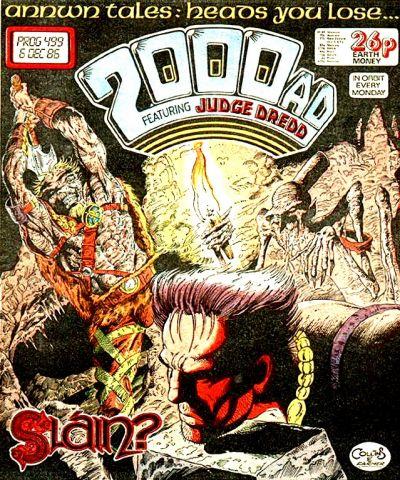 2000 AD Vol 1 499
