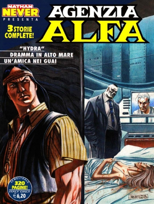 Agenzia Alfa Vol 1 20