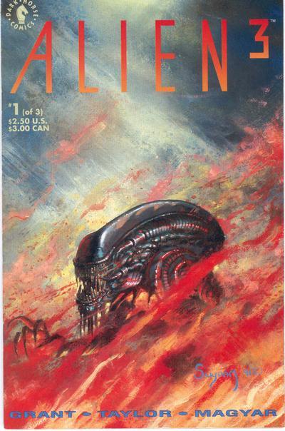 Alien3 Vol 1 1