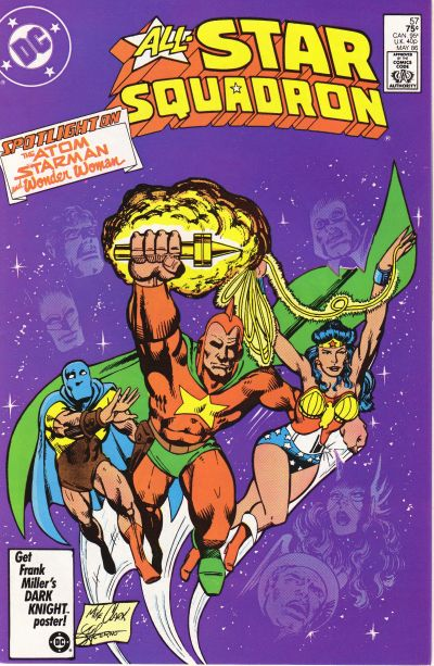 All-Star Squadron Vol 1 57