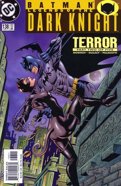 Batman: Legends of the Dark Knight Vol 1 138