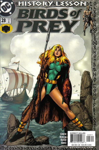 Birds of Prey Vol 1 28