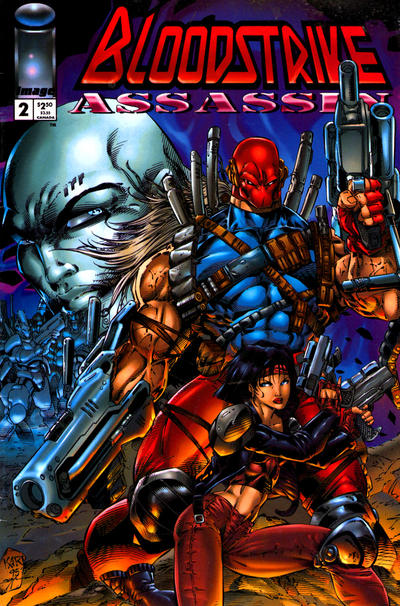 Bloodstrike Assassin Vol 1 2