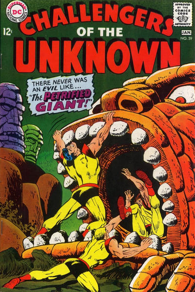 Challengers of the Unknown Vol 1 59