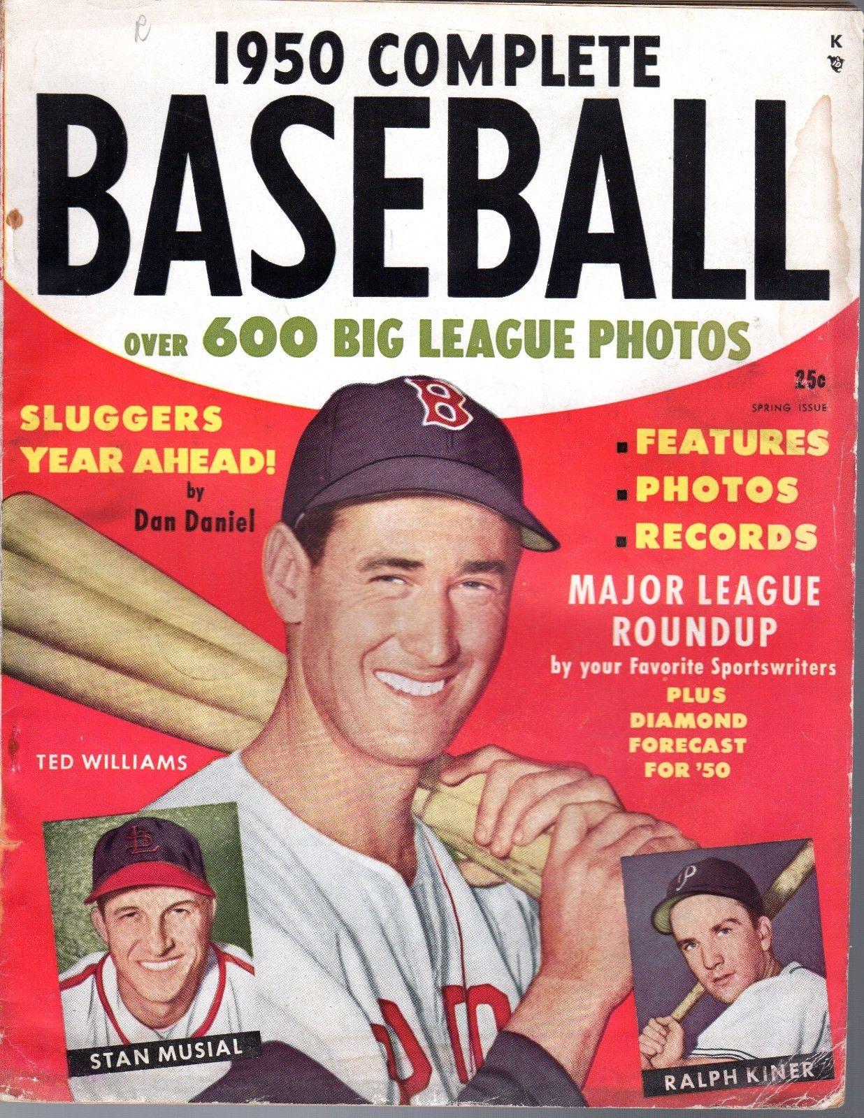 Complete Baseball Vol II 1