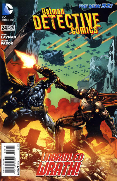 Detective Comics Vol 2 24