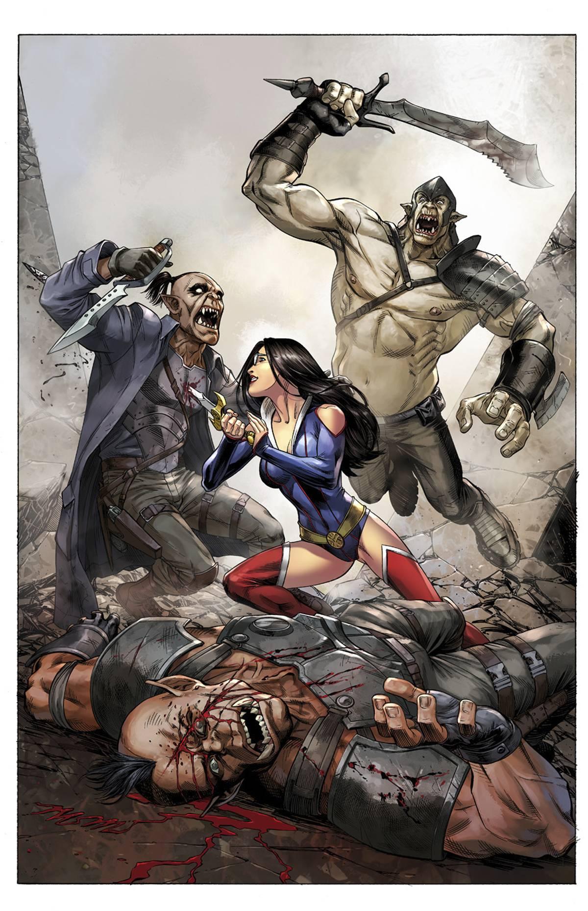 Grimm Fairy Tales Presents Realm War Vol 1 5