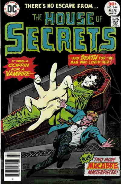 House of Secrets Vol 1 144