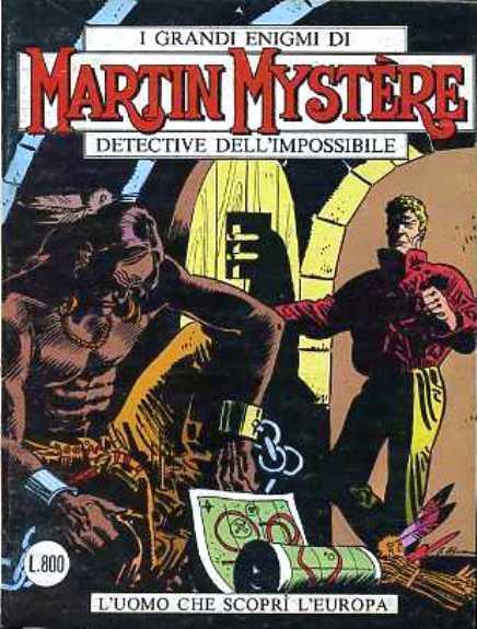 Martin Mystère Vol 1 7